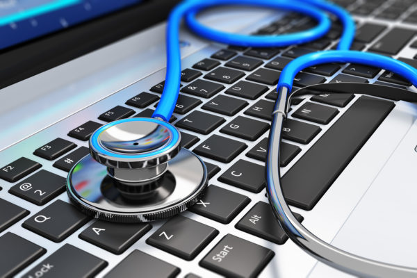Full-Service Centralized Healthcare Professional Portal Design